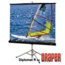 Draper Diplomat NTSC (3:4) 213/84'' 127x169 MW