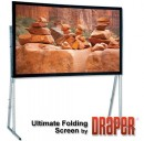 Draper Ultimate Folding Screen HDTV (9:16) 338/133'' 162x292 MW