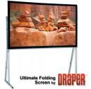 Draper Ultimate Folding Screen HDTV (9:16) 558/220'' 272x485 CRS